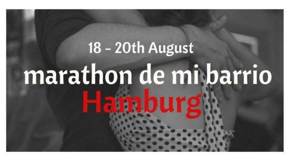 Maratón de mi barrio – Hamburg