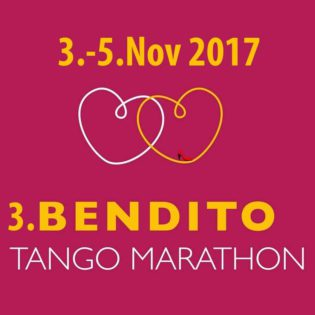 3.Bendito Tango Marathon (near Regensburg/Germany)