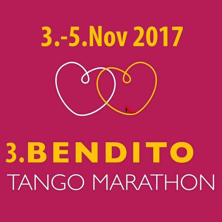 3 Bendito Tango Marathon (near Regensburg/Germany) - [TMD