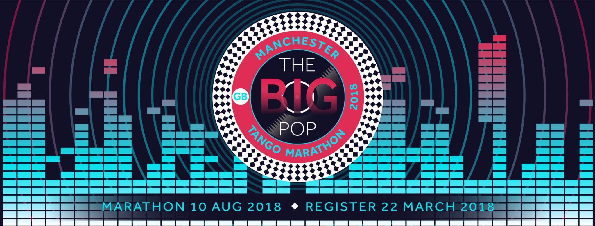 The Big POP Manchester Tango Marathon 2018 - [TMD] Tango