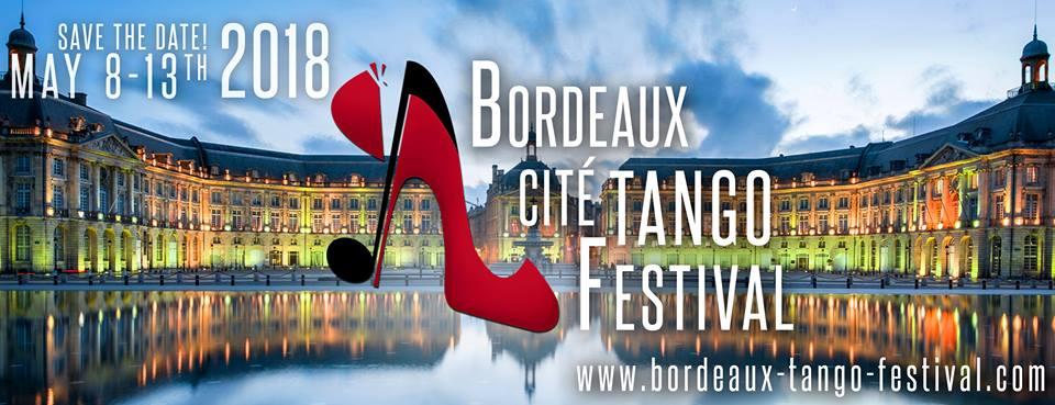 Bordeaux Cité Tango Festival 2018
