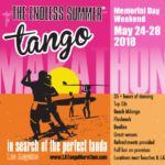 The ENDLESS SUMMER Tango Marathon 2018