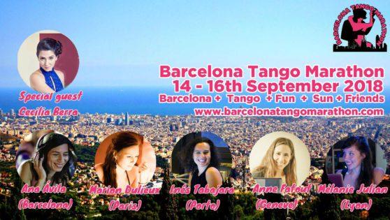 Barcelona Tango Marathon