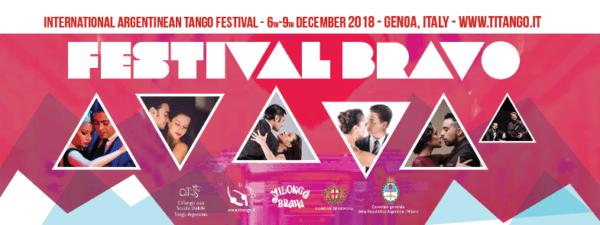 FESTIVAL BRAVO – International Genoa Tango Festival