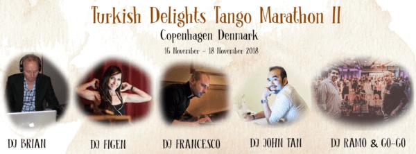 Turkish Delights Tango Marathon
