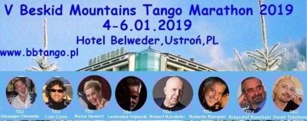 Vth Jubilee Beskid Mountains Tango Marathon 2019