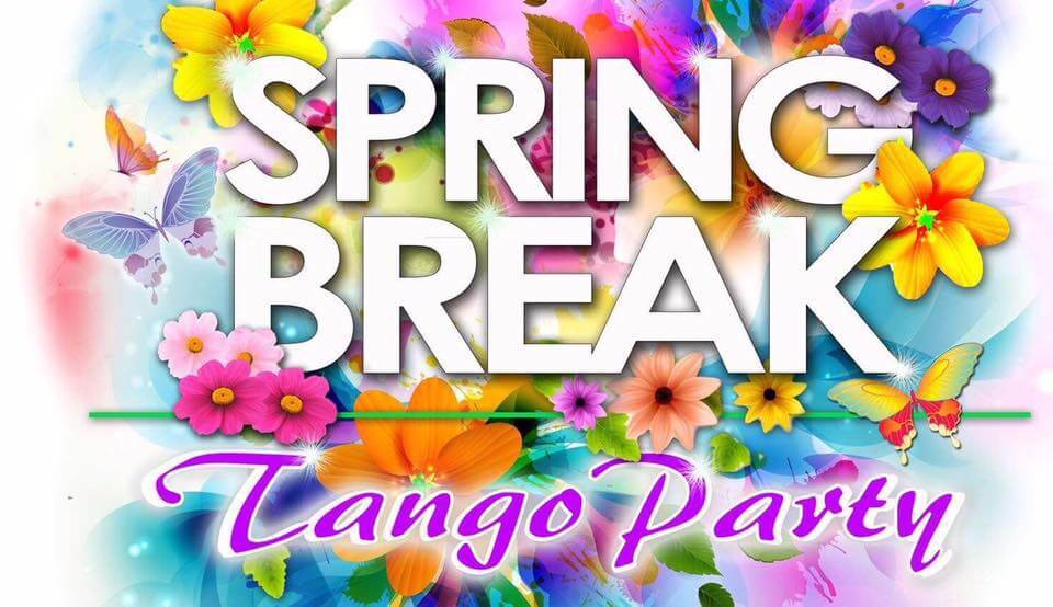 4th Spring Break Tango Party 2020 on Tuscany seaside