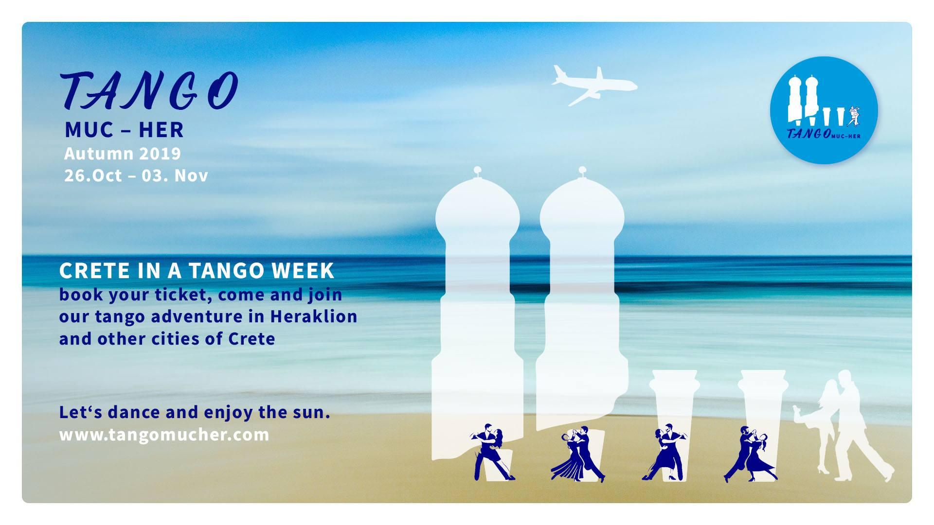 Tango MUC HER Crete in a Tango Week - [TMD] Tango Marathon